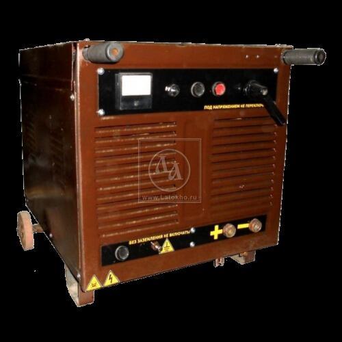 Аренда, прокат сварочного аппарата, выпрямителя (380 В, 300 А постоянного тока) ВД-306 (Россия)