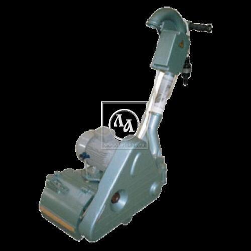 Аренда, прокат шлифовальной машины для паркета и половой доски (барабан 250 мм) ORION (Венгрия)