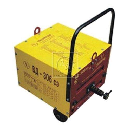 Аренда, прокат сварочного аппарата, выпрямителя (380 В, 315 А постоянного тока) СПЕЦЭЛЕКТРОД ВД-306 СЭ (Россия)