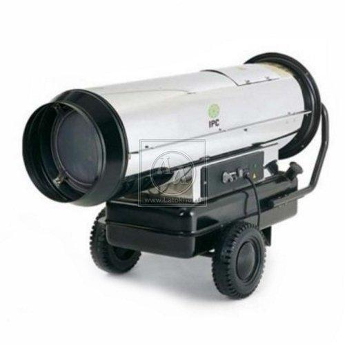 Аренда, прокат дизельной тепловой пушки прямого горения, нагрева PORTOTECNICA Mobilcalor DX 45 (Италия)