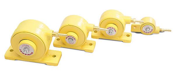 Пневматические шаровые наружные вибраторы DYNAPAC EB.Продажа,аренда,ремонт.