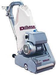 Аренда, прокат шлифовальной машины для паркета и половой доски DISMAC (Италия) барабан 250 мм.
