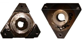 Планшайба (Водилина) крепления траверсы СО-101, СО-111, СО-279, СО-300, СО-307, СО-327.