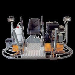 Аренда, прокат двухроторной затирочной машины по бетону для финишной работы лопостями BARIKELL OL-90 (Италия)