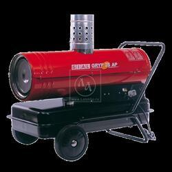 Аренда, прокат дизельной тепловой пушки, теплогенератора непрямого горения, нагрева SIAL GRYP 25 AP (Италия)
