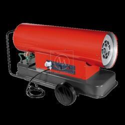 Аренда, прокат дизельной тепловой пушки прямого горения, нагрева ITM MIZAR 30 P (Италия)