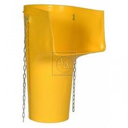 Аренда, прокат приемника для мусоропровода (мусоросброса), рукавов для сброса строительного мусора, пластиковые (диаметром 500 м