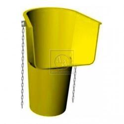 Аренда, прокат приемника для мусоропровода (мусоросброса), рукавов для сброса строительного мусора, пластиковые (диаметром 600 м
