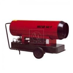 Аренда, прокат дизельной тепловой пушки прямого горения, нагрева ITM MIZAR 60 P (Италия)