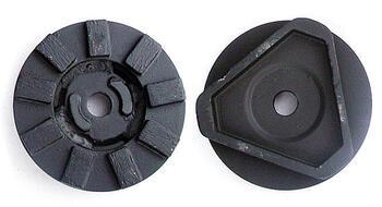 Круг алмазный шлифовальный (фреза) зернистость 1000/800, для мозаично-шлифовальных машин серии СО