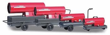Дизельные тепловые пушки прямого нагрева THERMOBILE