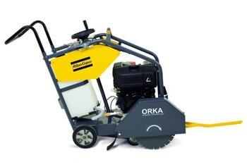 Нарезчик швов Atlas Copco ORKA.Продажа,аренда,ремонт.