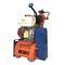 Роторно-фрезеровальная машина для обработки бетонных полов, с электростартером (с барабаном) LATOKHO RM 300 GE (Россия)