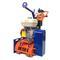 Роторно-фрезеровальная машина для обработки бетонных полов и удаления полимеров, с электростартером (с барабаном) LATOKHO RM 250