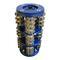 Фрезеровальный барабан (фреза) с карбидными ножами с четырехгранной посадкой LATOKHO DCC 200-4 (Россия)