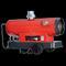 Аренда, прокат дизельной тепловой пушки, теплогенератора непрямого горения, нагрева ITM Antares 20 (Италия)