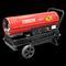 Аренда, прокат дизельной тепловой пушки прямого горения, нагрева SIAL GRYP 28 (Италия)