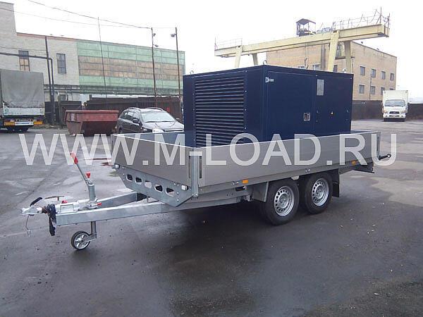Нагрузочные модули НМ-ПТ-100-Т12В на шасси