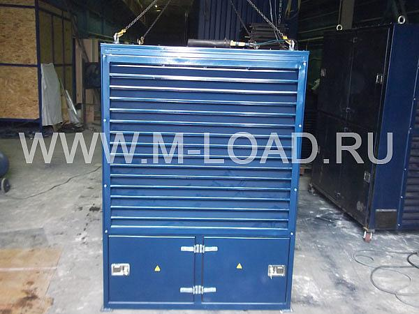 Нагрузочный модуль (авиационный) НМ-А-250-Т200-400