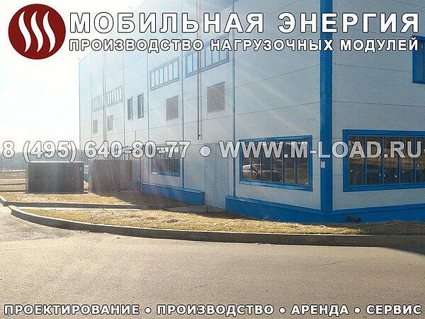 Нагрузочный модуль НМ-900-К2 (КЭВ-900-КУ)