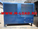 Аренда высоковольтного нагрузочного модуля 1500 кВт, 6.3/10.5 кВ (НМ-1500-К4)