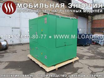 Нагрузочный модуль НМ-500-К1 (КЭВ-500-С)