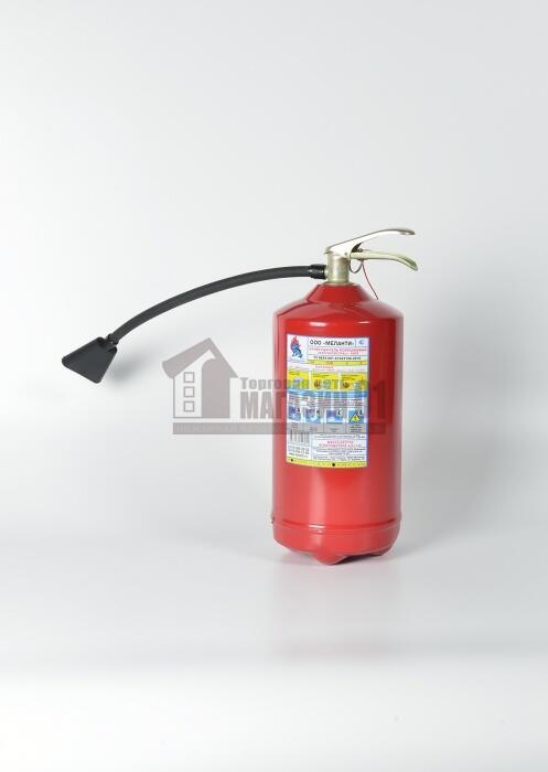 Огнетушитель порошковый ОП-4 (А, В, С, Е) без кронштейна (г.Смоленск)