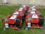 Установка пожаротушения тонкораспыленной водой УПТВ-50(п)