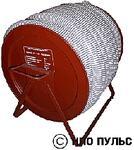 Противогаз шланговый ПШ-20 ЭРВ-2 (электроручная воздуходувка) (ПВХ).
