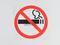 Знак 'О запрете курения'