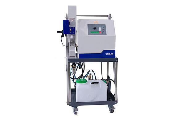 Станок электроэрозионный сверлильный для заходных отверстий ЭСП 01