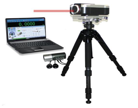 Система CHOTEST SJ6000 для проверки точности и калибровки станков и координатно-измерительных машин
