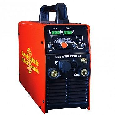 Сварочный аппарат для аргонодуговой сварки на постоянном токе CastoTig® 2201 DC