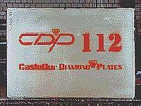 Плиты CDP 112 с порошковым покрытием