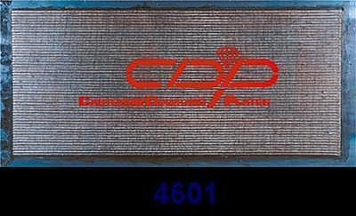 Износостойкая биметалическая плита CDP 4601