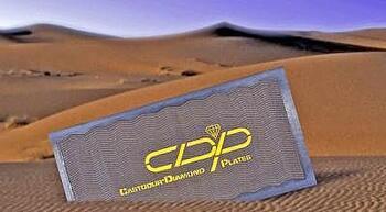 Биметалическая плита с наплавленным покрытием CDP 3952
