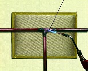 Термозащитный экран для пайки CALOR STOP+