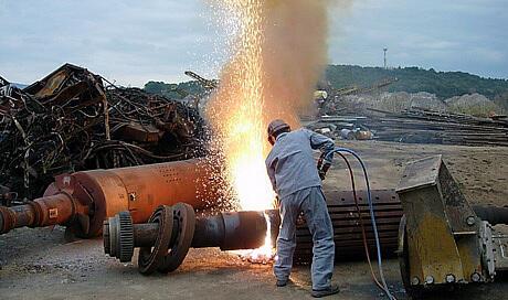 Оборудование для сталелитейных заводов