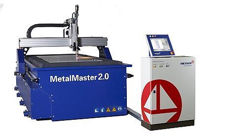 Машина для резки MetalMaster 2.0