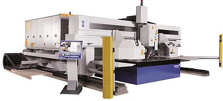 Установка для лазерной резки LaserMat® II