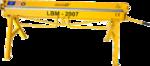 Ручной листогибочный станок MetalMaster LBM 2007