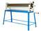 Листогибочные вальцы (оборудование для производства водосточных туб)