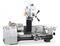 Настольный токарно-фрезерный станок Metal Master MML 2550M (MML 250x550M)
