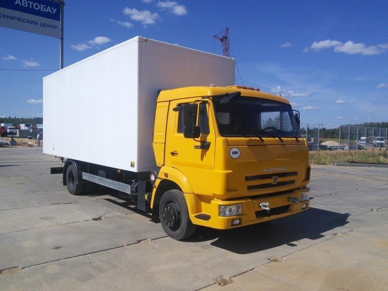 Фургон изотермический КамАЗ