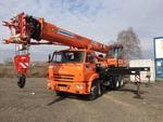 Автокран КЛИНЦЫ КС-55713-1К-4 шасси КАМАЗ-65115 - Раздел: Коммерческий транспорт