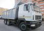 Самосвал МАЗ 6501H9-8490-000 (6x4)