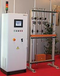 Автоматизированная система управления процессом азотирования СУАЗ