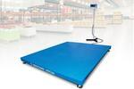 Универсальные платформенные весы 10000 кг 2000X1500 мм