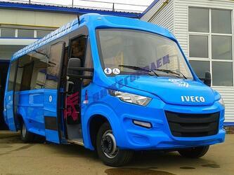 Городской автобус на базе шасси Iveco 70C