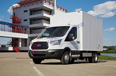 Промтоварный фургон на базе FORD TRANSIT модель 3227 DP, 3227 DM